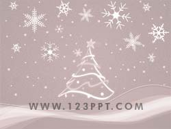 Free Christmas Frame PowerPoint Template is a free theme for . Nice