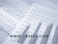 Download Free Financial Report PowerPoint Background