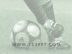 Download licensed Football PowerPoint Background