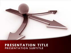 Royalty Free Business PowerPoint Template Title Master