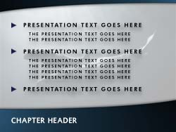 Free Whale PowerPoint template slide master powerpoint slide design