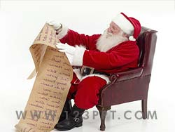 Santa Claus Photo Image