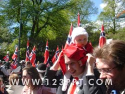 Norway National Day Photo Image
