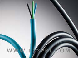 Shielded Power Cable Photo Image