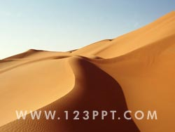 Desert Sand Dunes Photo Image