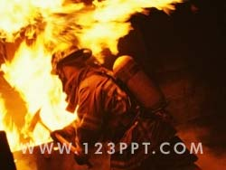 Firefighter Photo Image