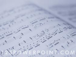 Sheet Music PowerPoint