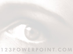 Womans Eye powerpoint background