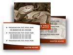 Snake PowerPoint Template