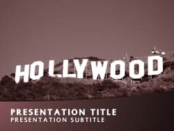 Hollywood Title Master slide design