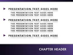Royalty Free Happy Mothers Day PowerPoint Template in Purple