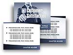 Customer Satisfaction PowerPoint Template