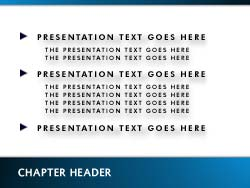 Business Development Print Master slide design
