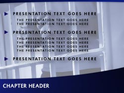 Royalty free prison powerpoint template in blue prison slide master slide design toneelgroepblik