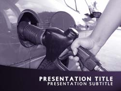 Fuel Title Master slide design