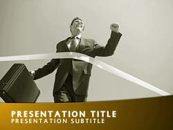 Market Leader Title Master slide design