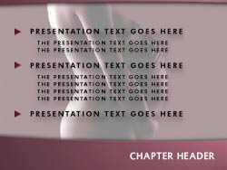 Royalty free pregnancy powerpoint template in red pregnancy slide master slide design toneelgroepblik Image collections