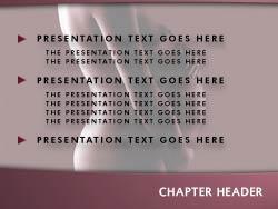 Royalty free pregnancy powerpoint template in red pregnancy slide master slide design toneelgroepblik Gallery
