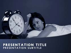 Insomnia Title Master slide design