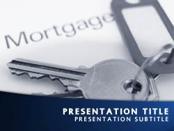 Mortgage Title Master slide design