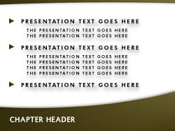 Web User Surfing Print Master slide design