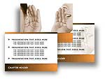 Communicate PowerPoint Template