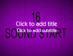 The Film Reel Countdown video background for PowerPoint
