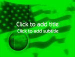 The US Map video background for PowerPoint