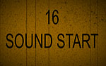 Old Film Countdown PowerPoint Video Background