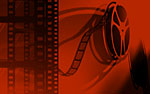 Film Reel PowerPoint Video Background