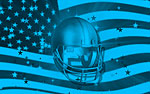 American Football PowerPoint Video Background