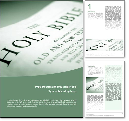 ms_doc_worship-religion_000001_green_display Old Microsoft Office Newsletter Templates on