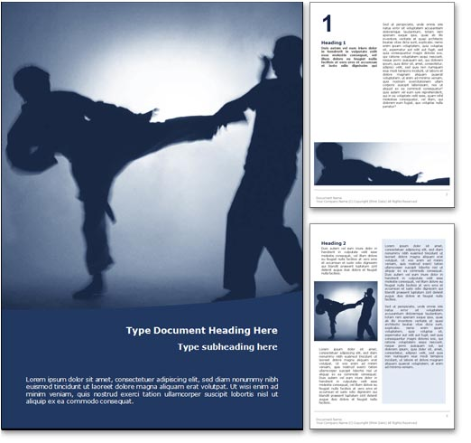 Sports powerpoint templates toneelgroepblik Image collections