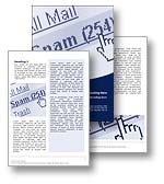 Email Word Template